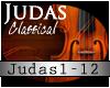 Judas Classic Violin