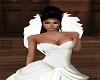 Love wedding veil