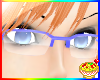 ~R~ Glasses blue M