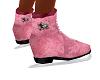 pink mischiefkity skates