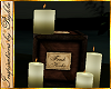 I~Herb Crate & Candles