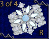 VA Snowflake Bracelet R