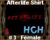 AfterLife T-Shirt Female