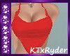 {KT} Sexi Tank Red