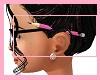 Kids Tia Ear Pencil Pink