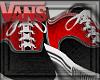 !B!Clean Vanz |Black|Red