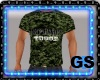 """GS"" CAMO ARMY SHIRT T"