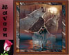 Wolf Spirit Picture Glas