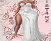 Elegant Glitter Gown