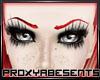 P- Eyebrows cherry