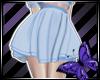Skirt Blue Pastel