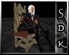 #SDK# D Total Ring Chair