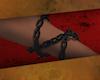 Left wrist chain