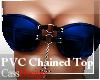CD! PVC Chained Top #04