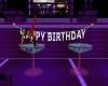 *sw Birthday banner silv