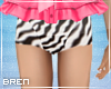 Kids Zebra Undies