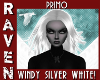 PRIMO WINDY SILVER WHITE