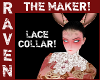 THE MAKER LACE COLLAR!