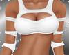 Zii White Sexy Top