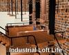 Industrial Loft Life