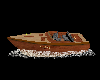 WOOD SPEEDBOAT