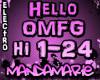 Hello - OMFG