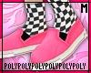 Pink Sneakers 4