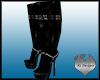 strap n Chain boots