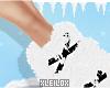 ! L! Polar Bear Legwrmer