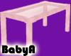 ! BA Table Mesh
