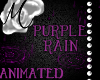 ~M~ Purple Rain Animated