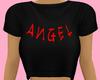 Angel Crop Top