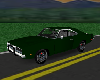 flat green charger