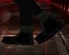 Black Boots & Socks