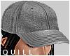 GRAY | CAP