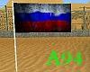 Bandera Rusa Customizada