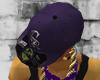 $UL$CR Purp Hat
