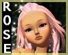 sweet pink hair
