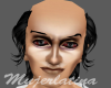 [ML]Black Half bald Hair