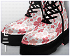 Z. Sakura boots