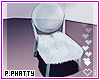 ღ Fur Vanity Chair