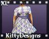 *KD 50s Curvy dress