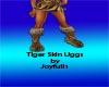 Tiger Uggs Cavegirl