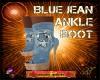 DM:BLUEJEAN ANKLE BOOT