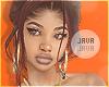 J | Alanna red