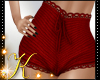 Red Christmas Bloomers