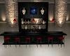 (TX) Wood Bar Black