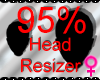 *M* Head Resizer 95%