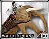 ICO War Elephant O F