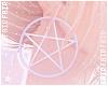 F. Penta Hoops Lilac